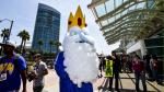 EEUU: 'Superhéroes' y celebridades inundan el Comic-Con de San Diego - Noticias de game of thrones