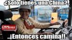 Corredor Tacna–Garcilaso–Arequipa: Se burlan de Villarán y los buses azules - Noticias de cambios
