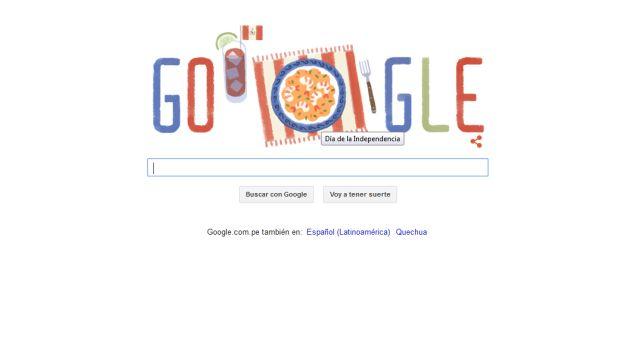 Diseño fue creado por Kevin Laughlin. (Google)