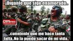 Memes de la Parada Militar por Fiestas Patrias