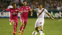 Real Madrid, AS Roma