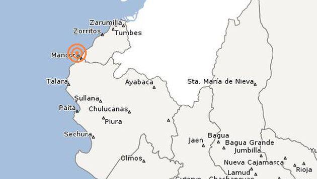 Defensa Civil no ha reportado víctimas ni daños por el sismo. (USI)