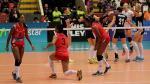 Grand Prix 2014: Perú cayó 3-2 ante Polonia - Noticias de natalia málaga