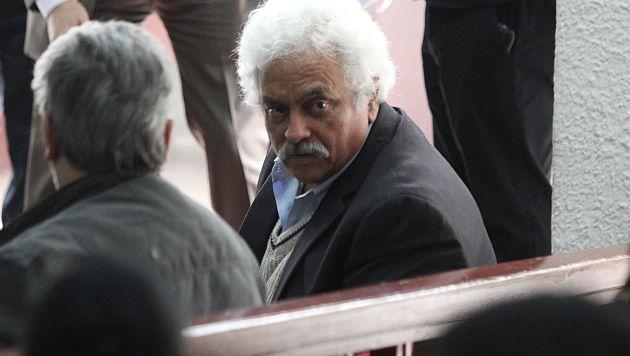 Benedicto Jiménez volverá a ser detenido y recluido en un penal. (USI)