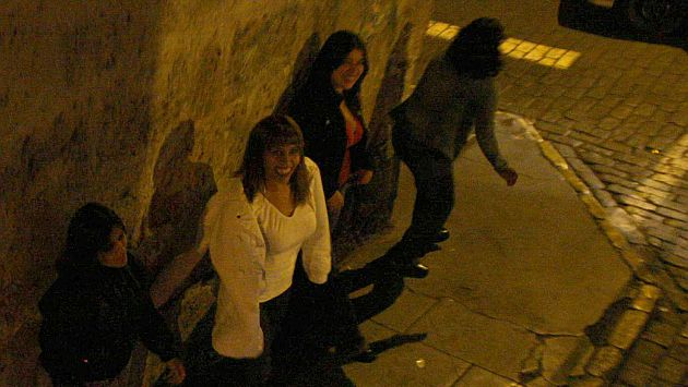 prostitucion en lima peru ébano