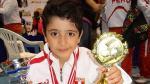 'Nano' Fernández se bañó en oro - Noticias de