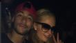 Neymar se divierte con Paris Hilton en Ibiza