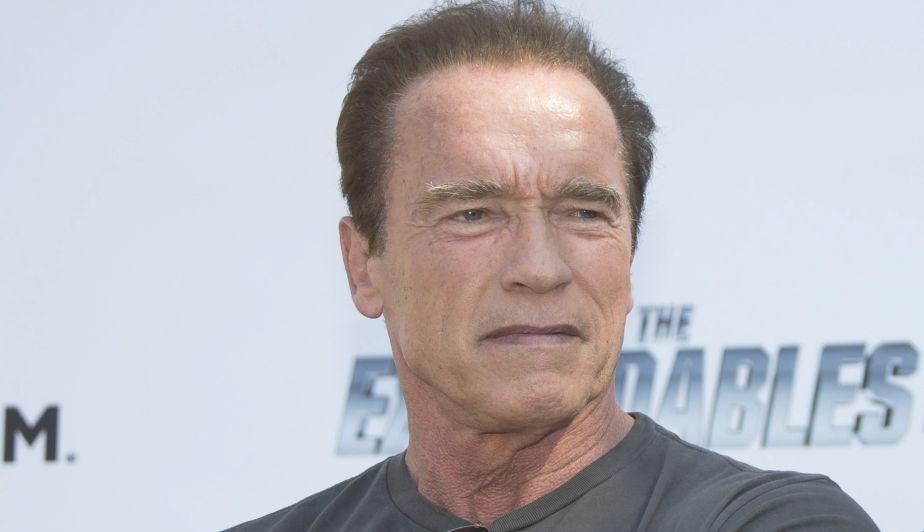 Arnold Schwarzenegger Porno
