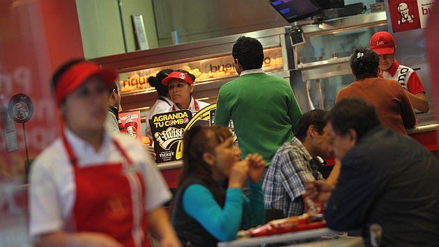 KFC asegura que el ingreso del roedor se trató de un incidente aislado. (USI)