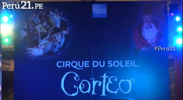 El circo del sol vuelve a lima en octubre espect culos for Espectaculos en lima hoy