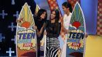 Teen Choice Awards: Los ganadores de la gala juvenil - Noticias de demi lovato canciones