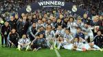 Real Madrid: Postales de su conquista de la Supercopa de Europa - Noticias de mundial brasil 2014