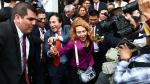 Caso Ecoteva: Corrigen la denuncia de la fiscal Elizabeth Parco - Noticias de david eskenazi
