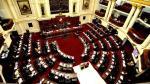 Congreso: Estos serían los presidentes de las 24 comisiones del Parlamento - Noticias de pilar cordero