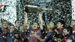 Copa Libertadores 2014: San Lorenzo se consagró campeón por primera vez - Noticias de hinchas famosos