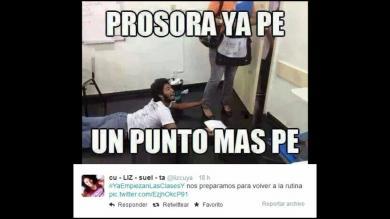 Twitter, Universidad, Hashtag