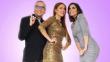 Carlos Cacho y Laura Borlini juntos en 'Mujeres arriba'