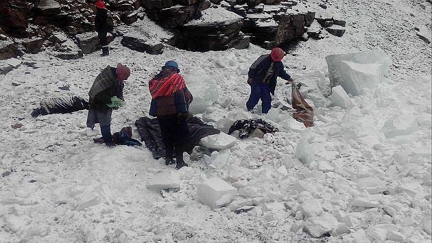 Pobladores de Ayacucho, Junín, Huancavelica, La Libertad, Cusco y Piura son los más afectados. (USI)