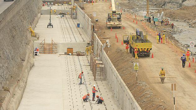 La inversión pública en el Perú creció 43% en julio