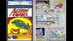 Subasta del primer cómic de Superman alcanza millonarias ofertas en eBay - Noticias de comics
