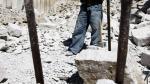 Arequipa: Trabajo en sillar es Patrimonio Cultural Inmaterial de la Nación - Noticias de puente piedra