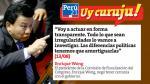 Uy curuju: Estas son las frases políticas de la semana - Noticias de top10