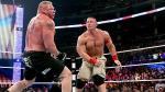 Summerslam: Brock Lesnar venció a John Cena y es el nuevo campeón de WWE - Noticias de aj lee