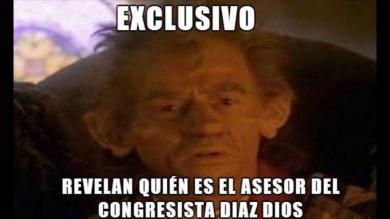 Juan José Díaz Dios, Memes