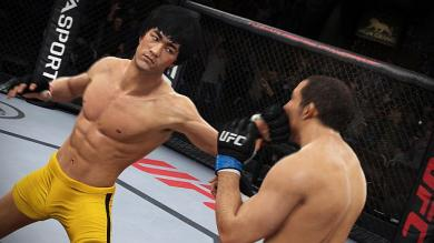 Zona Play: UFC, el retorno del Ultimate Fighting. (USI)
