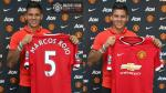 """Marcos Rojo: """"Es un honor llegar al Manchester United"""""""