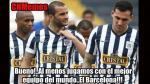 Memes de la goleada de Barcelona sobre Alianza Lima por Copa Sudamericana - Noticias de cristian contreras