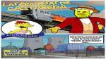Memes y caricaturas de Luis Castañeda por su propuesta de un monorriel en Lima - Noticias de