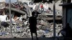 ONU: El 25% de la población de Gaza abandonó sus hogares - Noticias de falta de higiene