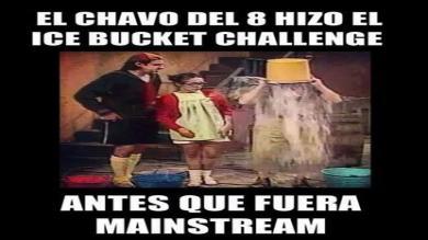 Memes del 'Ice Bucket Challenge', el reto de la cubeta de agua helada