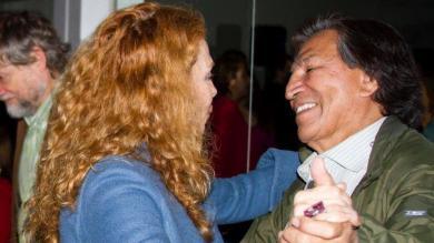 Alejandro Toledo, Eliane Karp