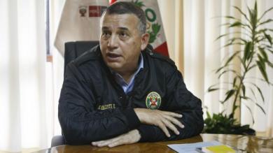 Ministro del Interior, Daniel Urresti