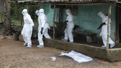 OMS, Virus, Sudáfrica, Sierra Leona, Liberia, Ébola, Guinea