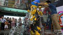 China, Transformers, Esclerosis lateral amiotrófica, Ice Bucket Challenge, ASL