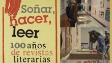 Exposición, Casa de la Literatura