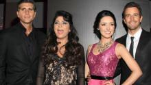 Christian Meier, Victoria Ruffo, La Malquerida, Ariadne Díaz