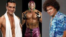 WWE, Lucha libre