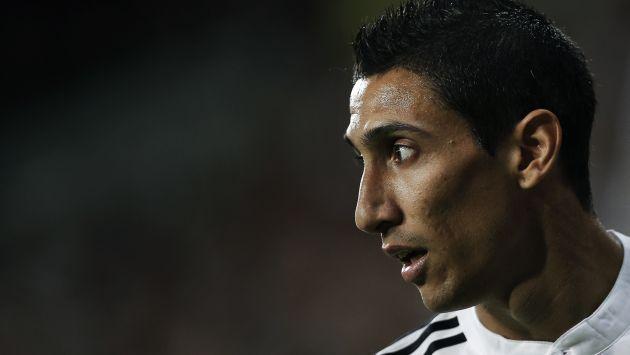 El United habría pagado casi US$80 millones por Di María. (AP)