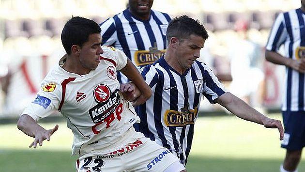 Alianza Lima venció 2-0 a UTC en Cajamarca. (Perú21)