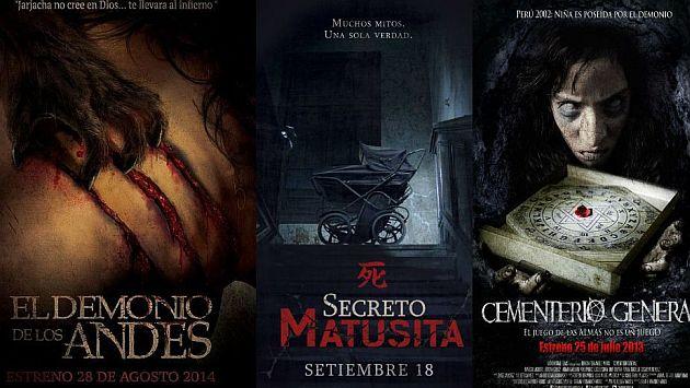 'El demonio de los andes' y otras 5 películas de terror realizadas en Perú