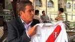 Jorge Luis Pinto admitió interés de Perú para que sea su seleccionador - Noticias de atv sur
