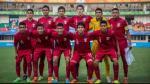 """Selección peruana Sub 15: Oré dedicó medalla de oro a """"todo el Perú"""" - Noticias de selección peruana sub 20"""
