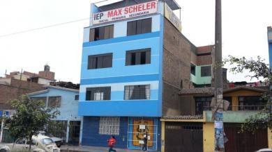 San Martín de Porres, Violación sexual, Colegio Max Scheler