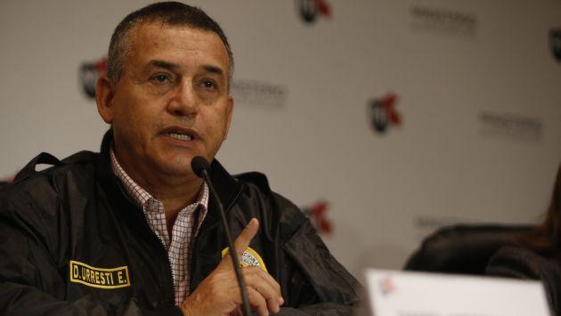 'Droga' que presentó ministro Urresti en Barranca era yeso