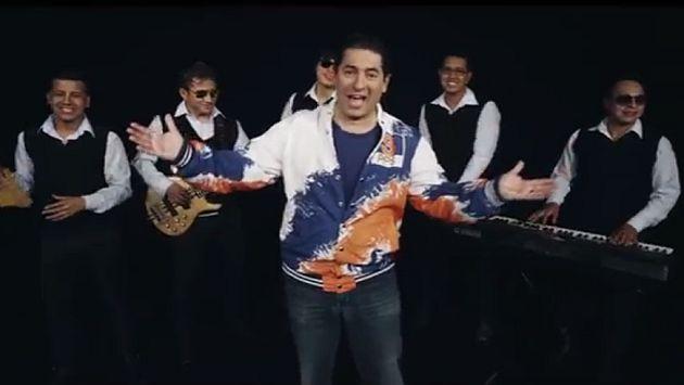 Candidato hace mezcla de ritmos en su video. (Salvador Heresi en YouTube)