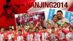 Nanjing 2014: Nueve datos que debes saber sobre la delegación de Perú - Noticias de roxane silver